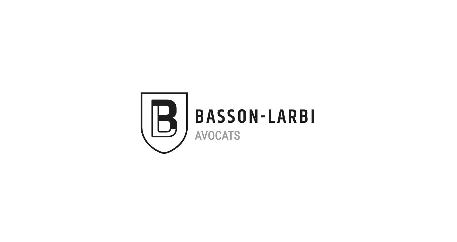 Logo du cabinet d'avocats Basson-Larbi Avocats - Studio-EVOL