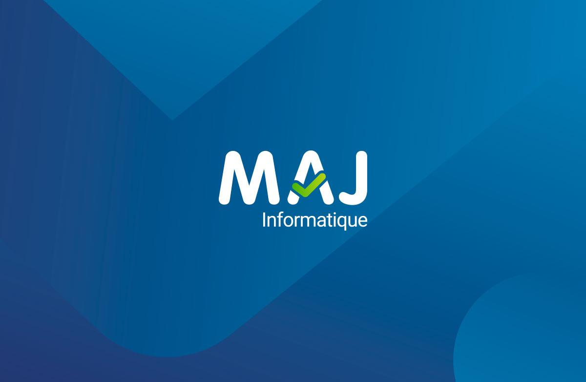 Maj informatique identité graphique Lyon